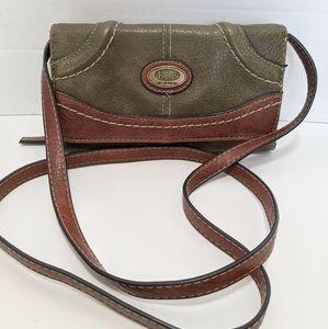 ☕B.o.c green wallet purse